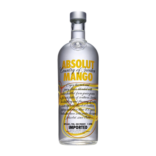 Absolut Mango 750ml