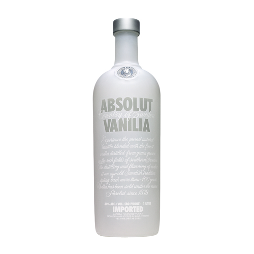 Absolut Vanilla 750ml