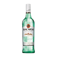 Bacardi Superior Light Rum 750ml