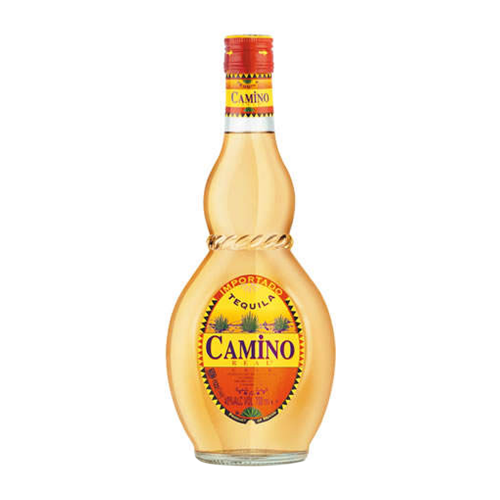 Camino Real Gold Tequila 750ml