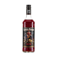 Captain Morgan Black Label Rum 750ml