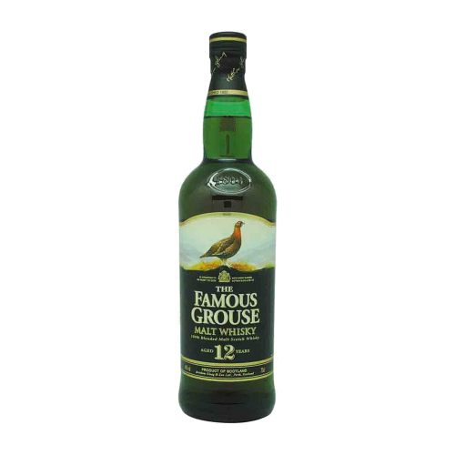Famous Grouse Scotch 12 years 750ml