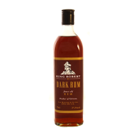 King Robert Dark Rum 750ml