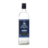 King Robert Vodka 750ml