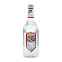 Pepe Lopez Silver Tequila 750ml