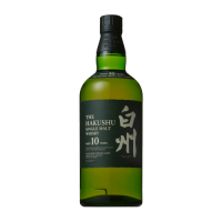 The Hakushu Japanese Whisky 10 Years 750ml