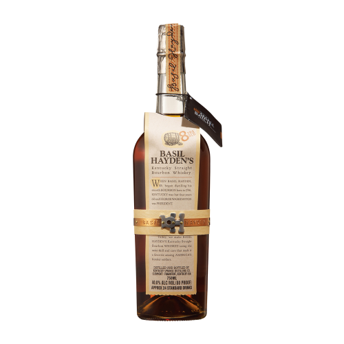 Basil Hayden Bourbon 8 Years 750ml