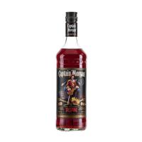 Captain Morgan Black Label Rum 750ml