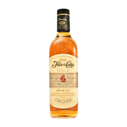 Flor De Canna 4 Years Gold 700ml