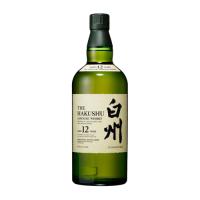 The Hakushu Japanese Whisky 12 Years 750ml