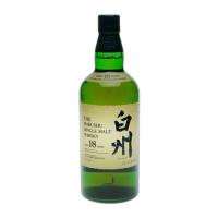 The Hakushu Japanese Whisky 18 Years 750ml