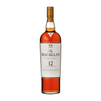 The Macallan 12 years 750ml