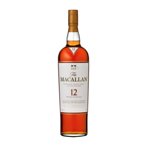 The Macallan 12 years 750ml