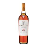 The Macallan 25 years 750ml